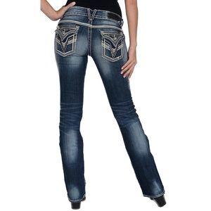 Vigoss New York Bootcut Jeans Size 7/8